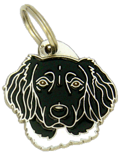 MUNSTERLÄNDER - pet ID tag, dog ID tags, pet tags, personalized pet tags MjavHov - engraved pet tags online